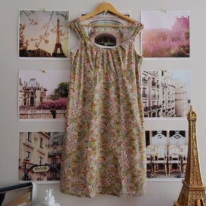 Liberty Art Fabrics Dainty Floral Print Dress